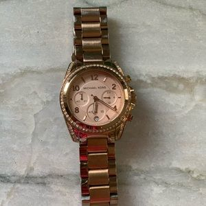 Women's Rose Gold Watch (Pre-owned)